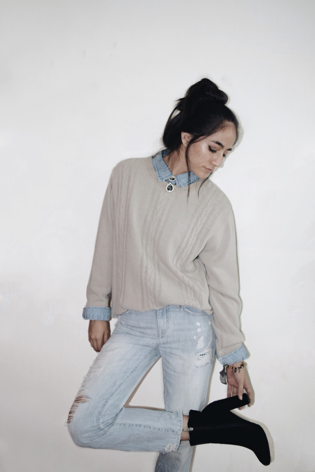 TENDENCIA OVERSIZE | Outfit