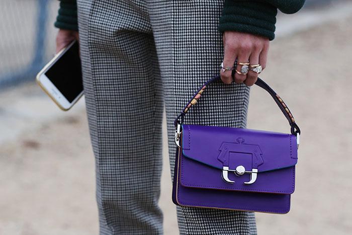 ¿Cómo usar el color Ultra Violeta? ¡El color Pantone del 2018!