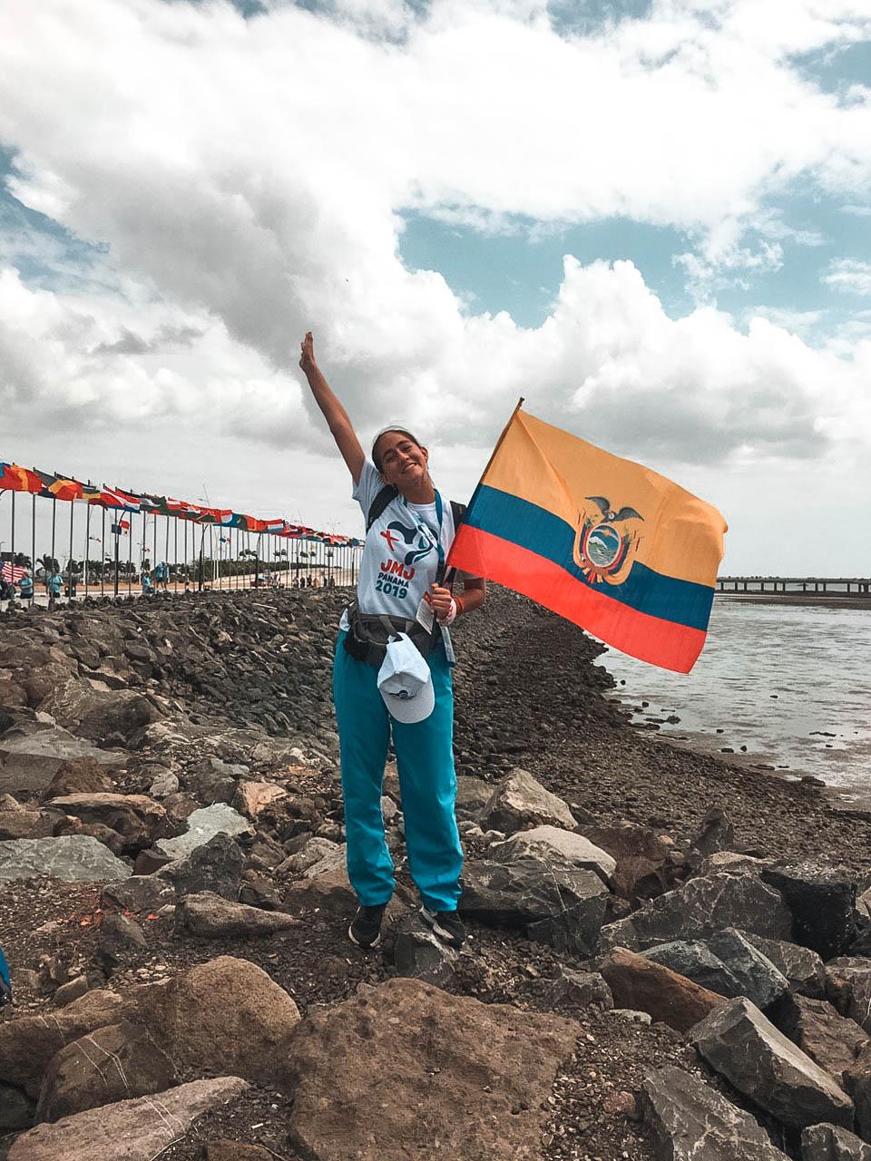 Mi experiencia en la JMJ Panamá 2019