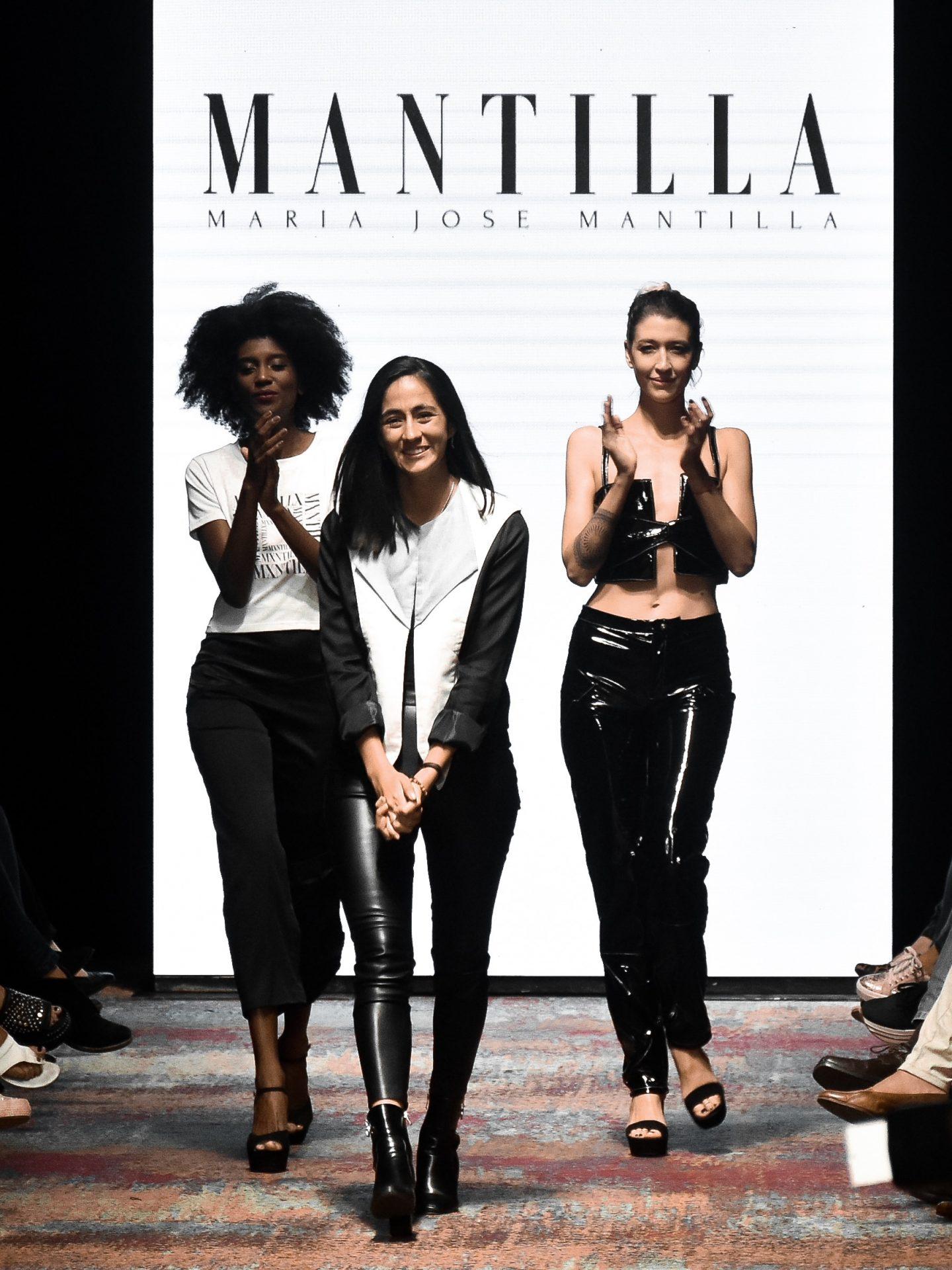 Mantilla en Buenos Aires Moda