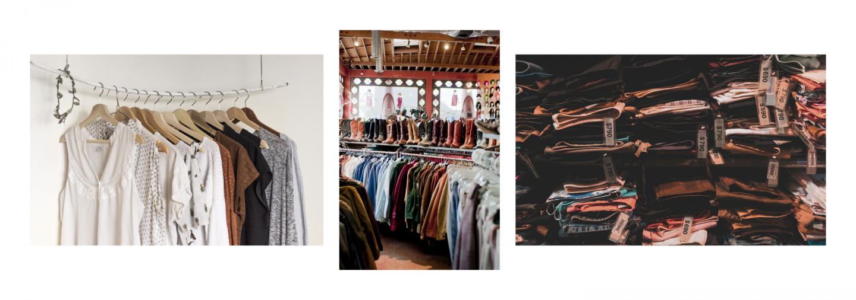 Lugares de ropa vintage en Guayaquil