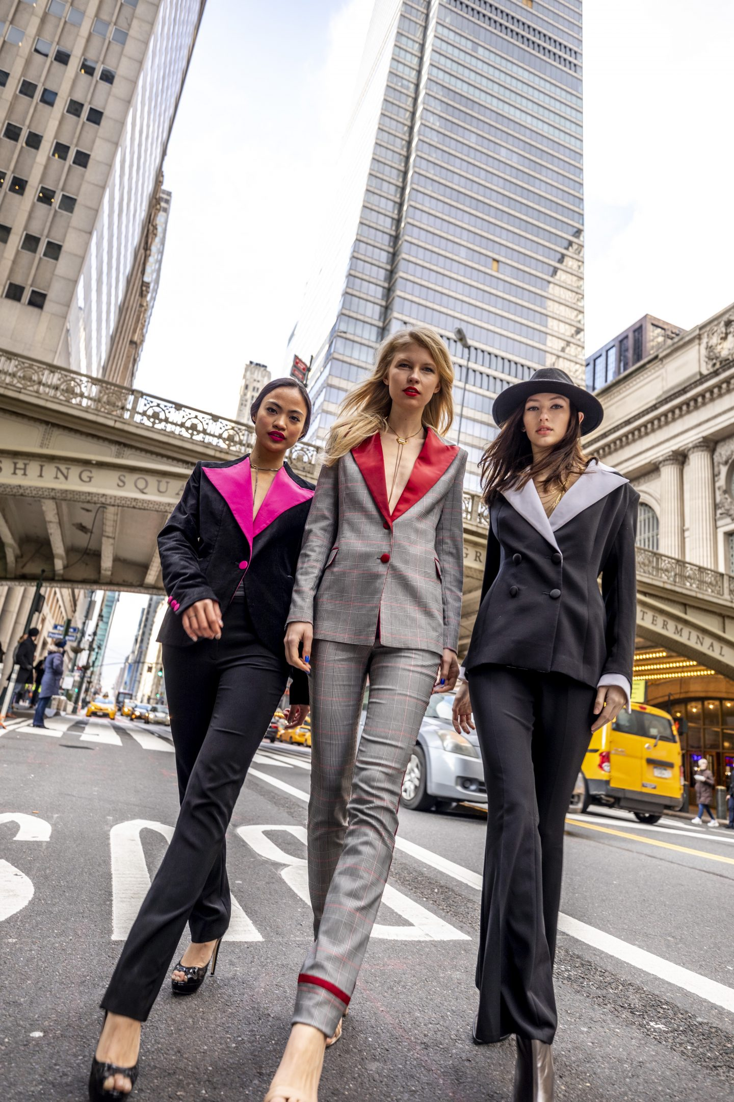 ROSSI TUXEDO PRESENTA SU NUEVA COLECCION EN NEW YORK FASHION WEEK